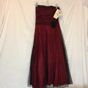 Scott McClintock Special Occasion Dress Sz 10 NWT